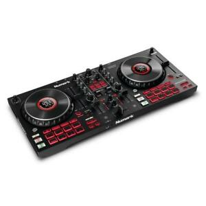 Numark Mixtrack Platinum FX 4-Deck Advanced DJ Controller with Jog Wheel Displays and Effects Paddles Canada Preview