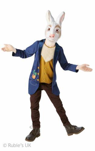 Boys girls Rabbit Costume Kids School Book week Fancy Dress Outfit Bunny Story