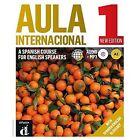 Aula Internacional - Nueva Edicion: Student's Book 1 with Exercises and CD - New Edition (Mixed media product, 2013)