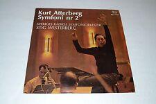 Kurt Atterberg~Sinfoni Nr 2~Stig Westerberg~Swedish Society SLT 33179~IMPORT