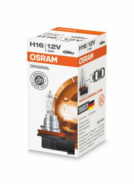 OSRAM H16 Longlife 19 Watt 12 Volt PKW Autolampe 19W Nebelscheinwerfer Birne