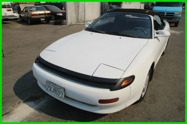 1991 Toyota Celica GT 2dr Convertible