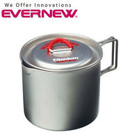 Evernew Ultra-light Titanium 0.5l Mug / Kettle Pot - Eca266