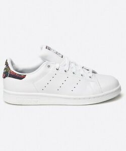 3 2 36 Adidas Originals Bianco Samba Smith Multicolor W Gr Leder Stan Neu S76668 fxq0Y6w8q