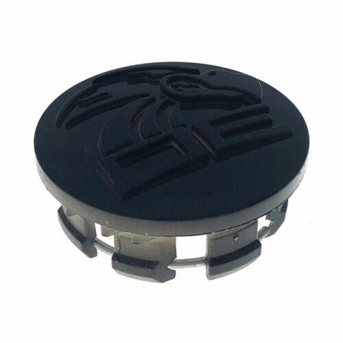 "OE Wheels Replica Wheel Center Hub Cap 2-1//8/"" OD Gloss Black"