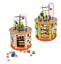 miniature 8 - 8 en 1 en bois Activité cube jouet bébé BEAD MAZE Educational Early Learning Puzzle