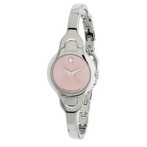 Movado 0605284 Women's Kara Pink Quartz Watch