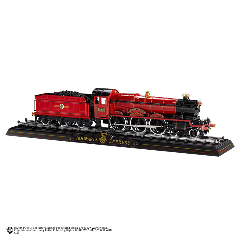 Harry Potter Hogwarts Express Die Cast 1 50 Replica with Base NOBLE COLLECTIONS