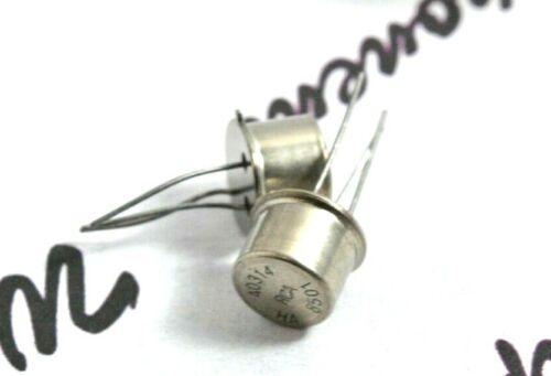 RCA 40314 NPN 1W 40V 0.7A Transistor NOS 1pcs