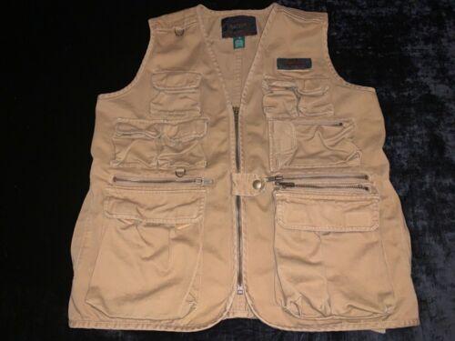 Men's Ralph Lauren Fishing Vest size S