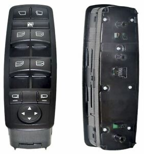 Fenetre-Miroir-Interrupteur-avant-Droit-pour-Mecedes-Benz-Gl-ML-R-Classe