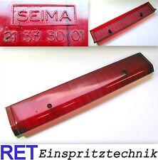 Rückleuchtenglas SEIMA 21333001 Mittelteil Renault R 17 Gordini original