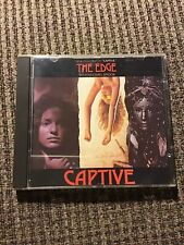 Captive Movie Soundtrack CD The Edge U2 Sinead O'connor 1986 Virgin CDV 2401