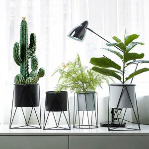 Plant-Flower-Pot-Shelf-Geometry-Iron-Succulent-Rack-Stand-Indoor-Home-Decor