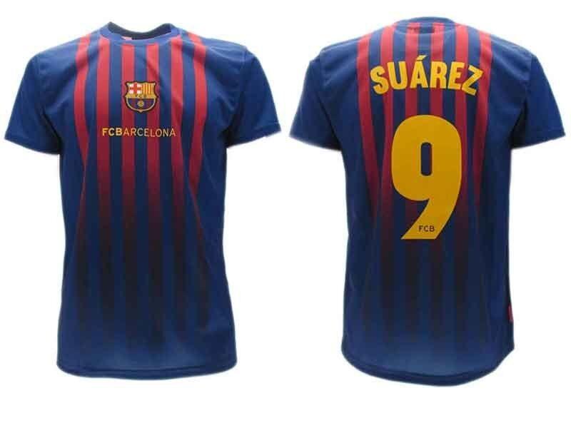 Trikot Suarez-Barcelona 2019 Merchandising offizielle offizielle offizielle Barcelona 2018 FCB Luis 9 304e0d