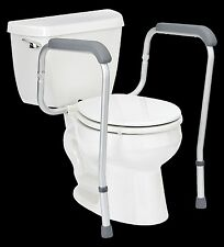 Toilet Surround Support Safety Frame Elderly Mobility Aid Portable ...