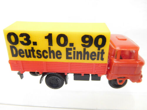 eso-5405 SES 1:87 IFA W50 LKW Deutsche Einheit sehr guter Zustand