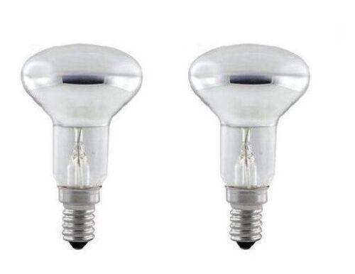 2 x Argos Lampe à lave compatible SES E14 R39 Réflecteur 25 W Vis en Ampoule Ampoules