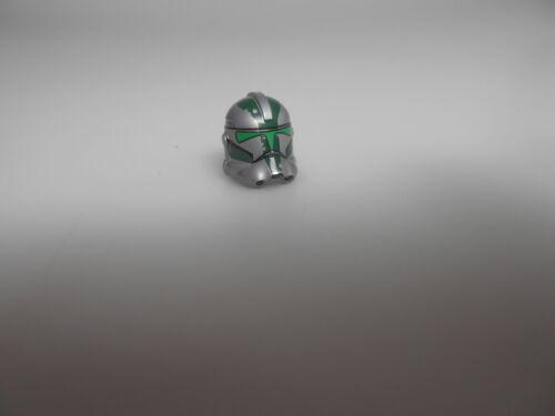 Lego ® Star Wars minifigura 1x casco comandante gree de set 75043 nuevo