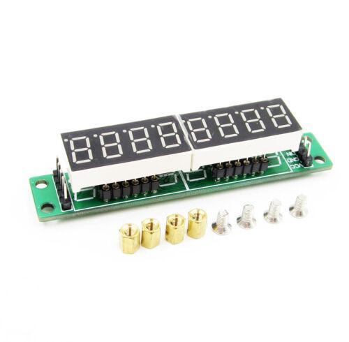 8 Digit LED Display MAX7219 7 Segment Digital Tube Himbeere Pi BAF