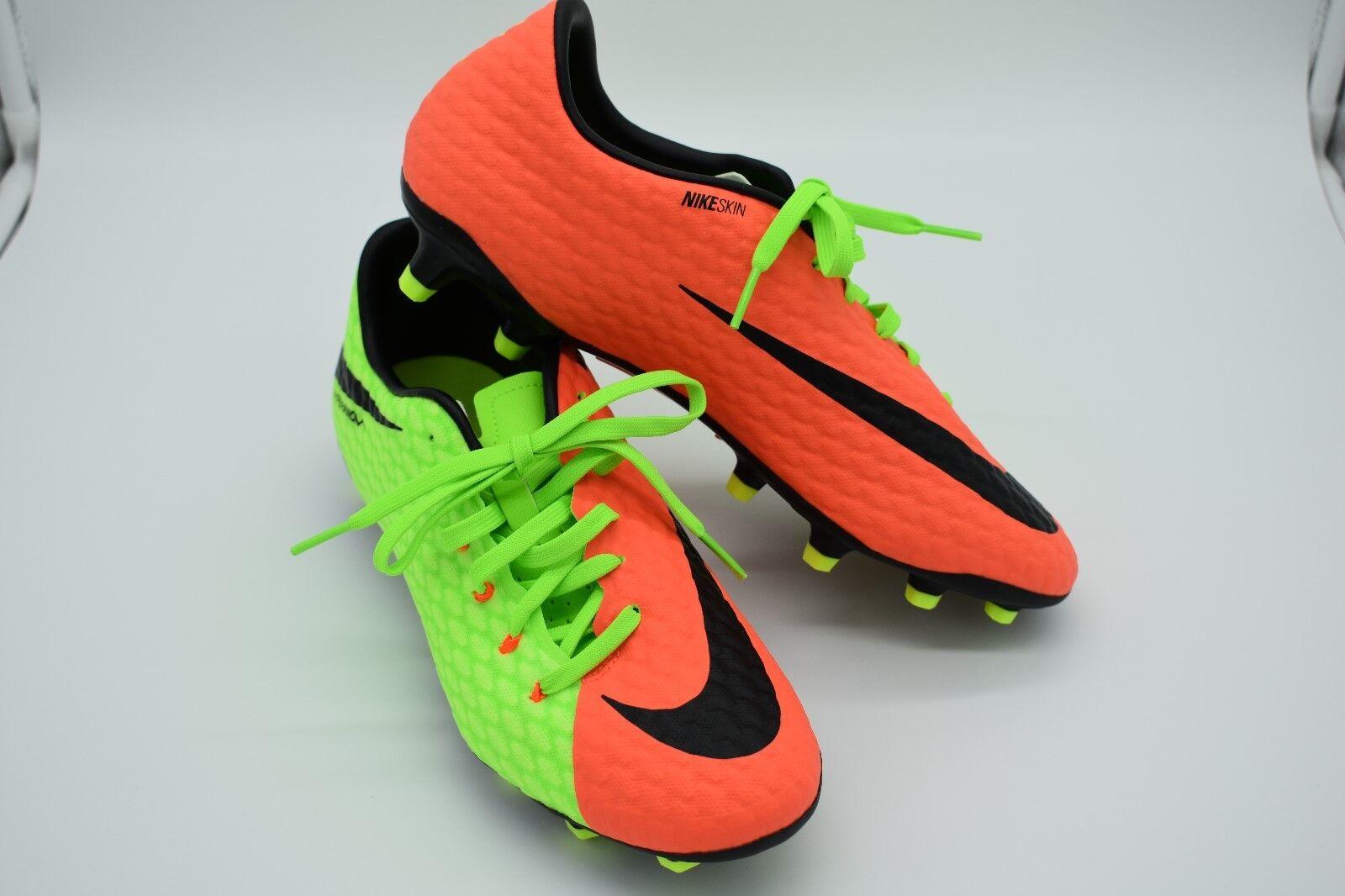 cf8c62d75 Nike Hypervenom Phelon III FG Shoes Football BOOTS Trainers 852556 ...