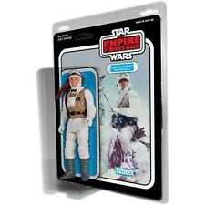 Star Wars Jumbo Vintage Kenner Figure Luke Skywalker Hoth Battle Gear UK Seller
