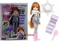 Moxie Girlz Magic Glitter Snow Kellan Doll Sled Accessories