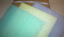 NESHAP 6H Compliant Paint Booth Filters 20x20x2 15Gr 100//Case