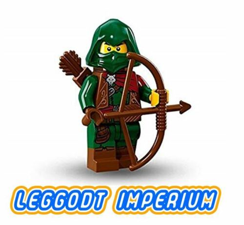 LEGO Minifigure Series 16 minifig col16-11 FREE POST Rogue
