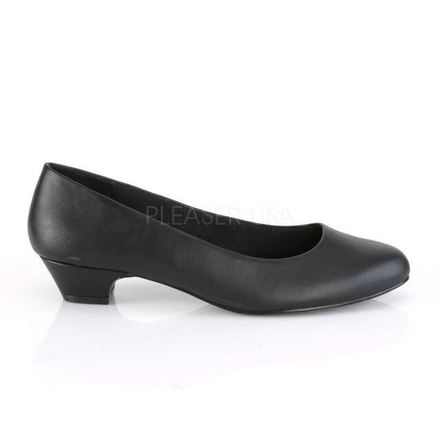 size 13 black pumps