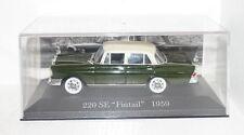 "Ixo Modellauto Mercedes-Benz 220 SE ""Fintail"" 1959 1:43 De Agostini"