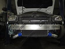 CX Double Core Front Mount Intercooler Kit For 2003-2012 Audi A3 8P Black Hoses