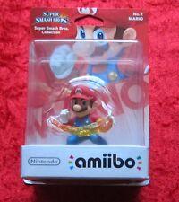 Mario amiibo personaje, Super Smash Bros. Collection no. 1, nuevo-en su embalaje original