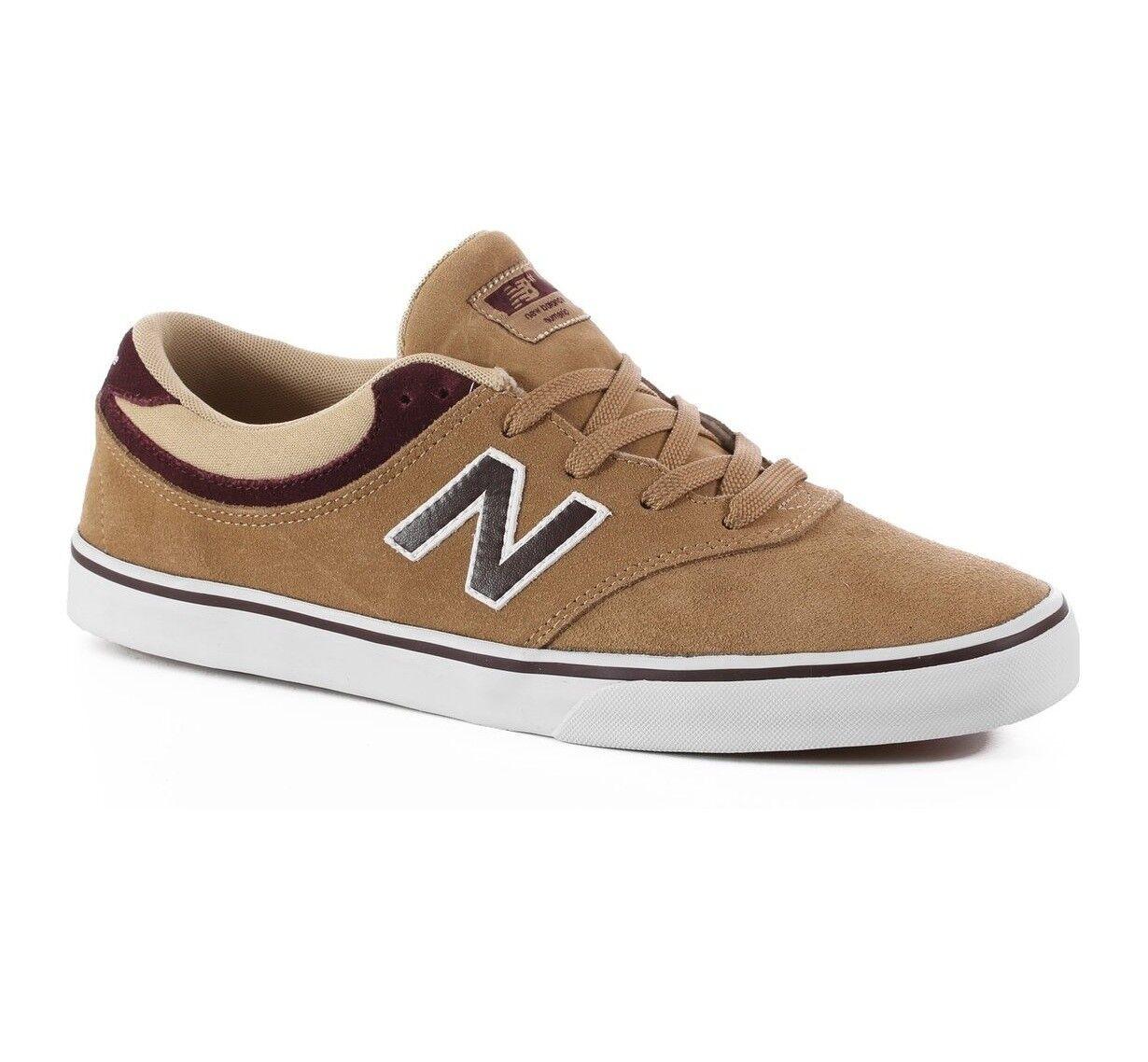 New Balance 254 Numeric NM254TNW Khaki Marron Skate Chaussures Homme