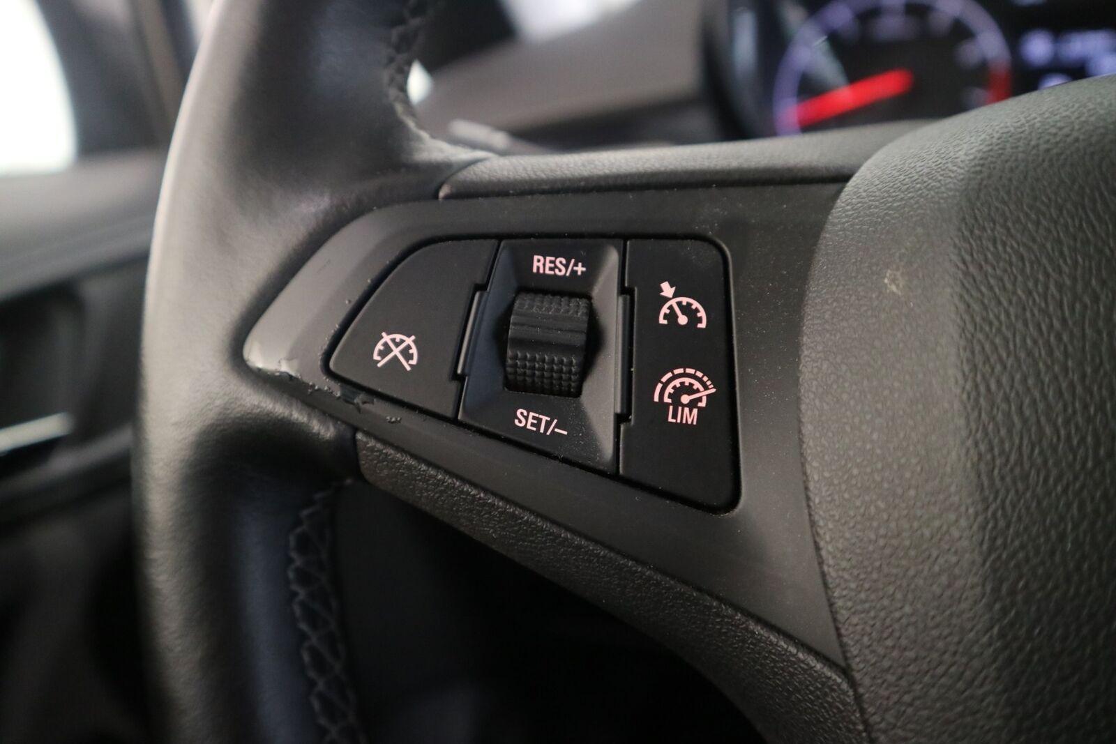 Opel Corsa 1,4 16V Sport - billede 11