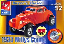 AMT ERTL 1:25 1933 Willys Coupe Buyer's Choice Plastic Model Kit #31227