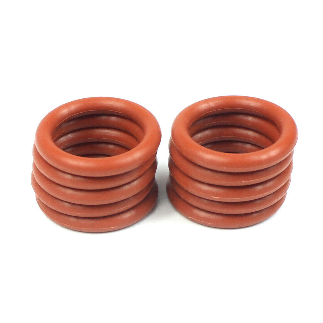 FEICHAO 10PCS O-type Rubber Ring Waterproof O-ring Adapter for Camera Ball Head