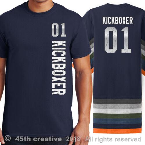 #1 kickboxers shirt kickboxing jersey shirt Kickboxer Sport Jersey T Shirt