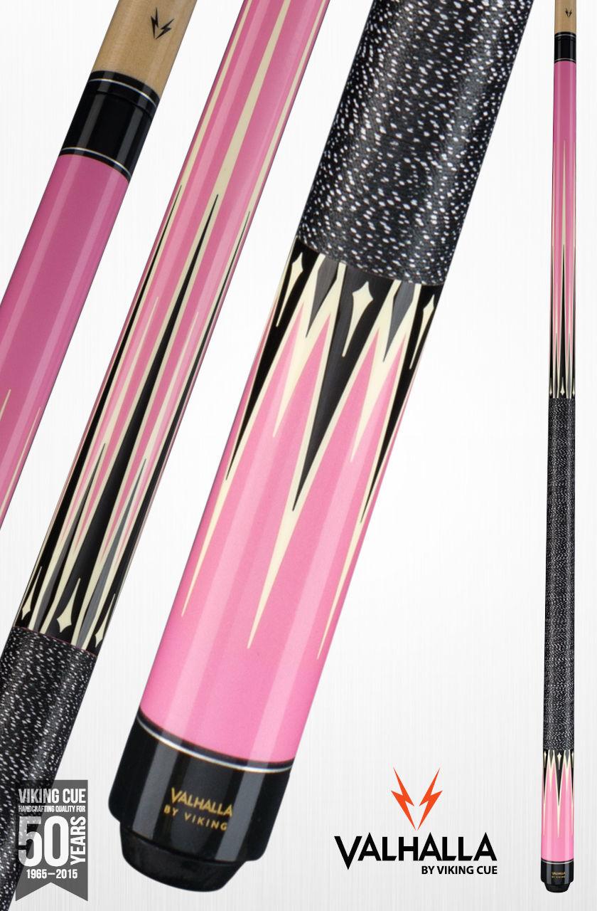 Mahogany VA110, 21 Plus Cue Case /& Bracelet Valhalla by Viking VA110 Mahogany 2 Piece Pool Cue Stick No Wrap 18-21 oz