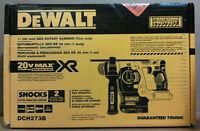 """Dewalt DCH273B 20V MAX Cordless Brushless SDS 3 model 1"""" Rotary Hammer *NEW*"""
