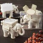 1/5/10 Elephant Tea Light Candle Holder Candlestick Wedding Favor Decor Optimal