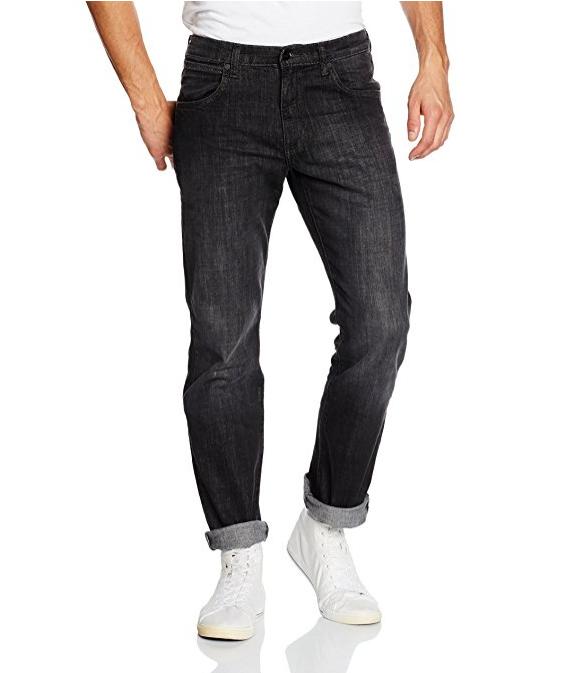 Jeans wrangler uomo arizona stretch regular straight colore nero end w120cn81s
