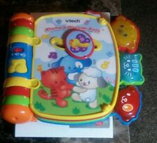 VTech - Rhyme and Discover Book Educational Interactive Infant Learning EUC