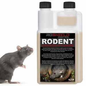 Roshield Rodent Sanitiser & Cleaner Spray Post-Treatment Bacteria Disinfectant
