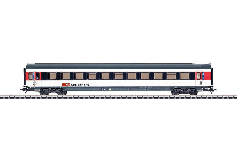 vendita all'ingrosso marklin 42156 42156 42156 vagoni treno rapido 2. classee, unità autoro tipo EW IV B SBB Merce Nuova  prendi l'ultimo