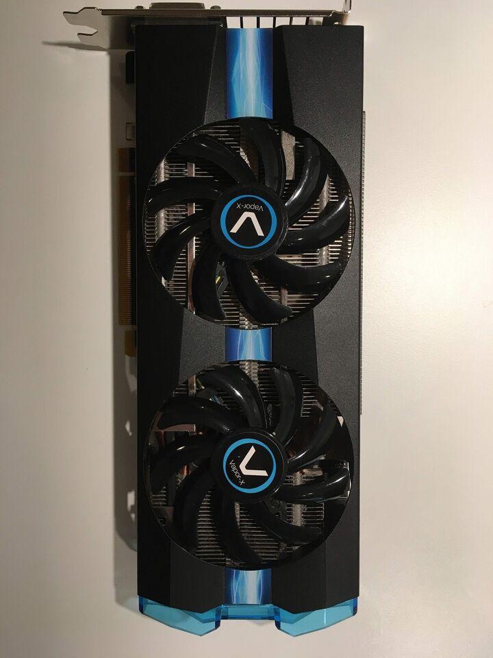 R9 270X Sapphire Vapor-X, 2 GB RAM, Defekt