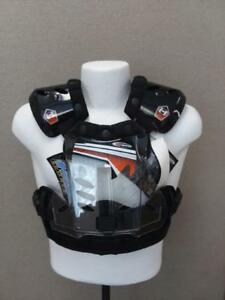 HRP Sports Flak IMS Chest Protector Blue, Large