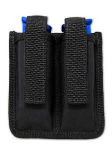 Details about NEW Barsony Double Magazine Pouch for Paraordnance Full Size  9mm 40 45 Pistols