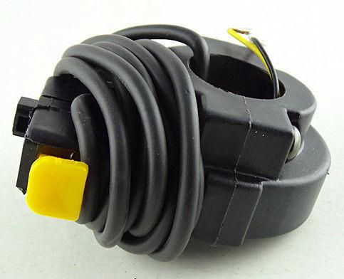 Throttle Housing 2 Stroke Motorized Push Bike Bicycle Engine 49//70//80cc Engine