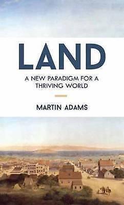 Land by Martin Adams (Paperback, 2015)